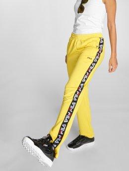FILA Frauen Jogginghose Urban Line Thor in gelb