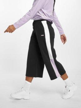 FILA Látkové kalhoty Richelle  čern