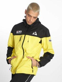 FILA Lightweight Jacket Urban Line Holt Shell yellow
