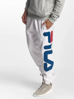 FILA Pantalón deportivo Urban Line Classic Basic blanco