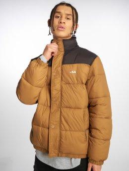 FILA Puffer Jacket Urban Line Raith braun