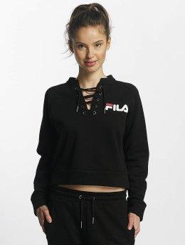 FILA Frauen Pullover Urban Line in schwarz