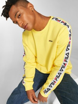 FILA Pullover Urban Line Aren yellow