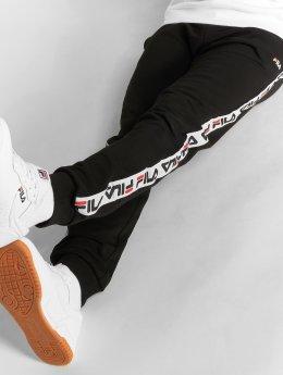 FILA Spodnie do joggingu Urban Line Tadeo Tape czarny
