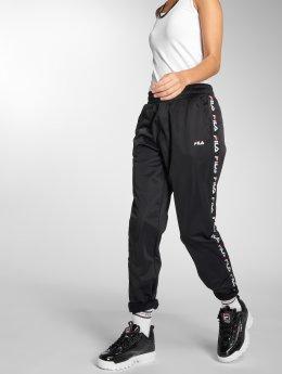 FILA Spodnie do joggingu Urban Line Strap czarny