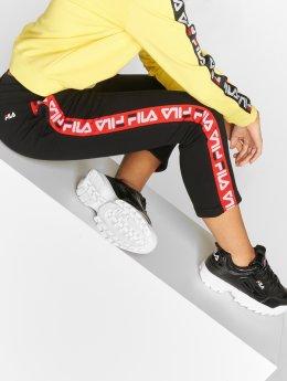 FILA Spodnie do joggingu Urban Line Camille czarny