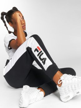 FILA Spodnie do joggingu Pippa Slim czarny