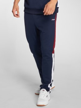 FILA Spodnie do joggingu Urban Line Nolin Narrow niebieski