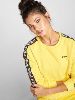 FILA Sweat & Pull Urban Line Tivka jaune