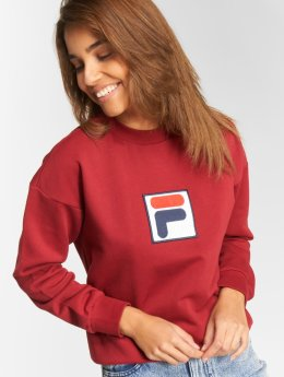 FILA Sweat & Pull Urban Line Erika 2.0 rouge