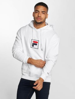 FILA Sweat capuche Urban Line Shawn blanc