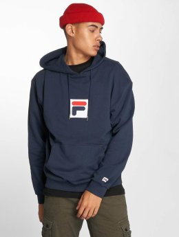FILA Sweat capuche Urban Line Shawn bleu
