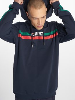 FILA Sweat capuche Ryan bleu