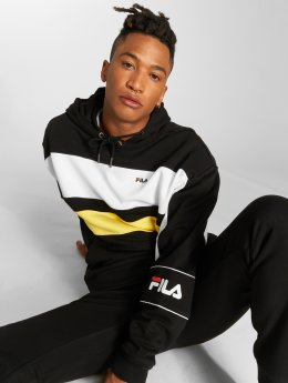 FILA Sweat capuche Urban Line Tan noir