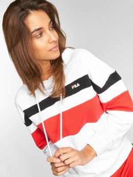 FILA Sweat capuche Urban Line Adina rouge