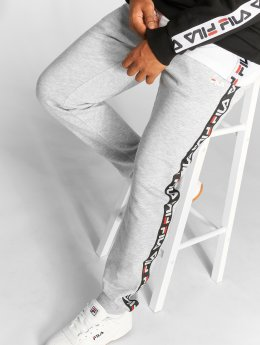 FILA Sweat Pant Urban Line Tadeo Tape gray