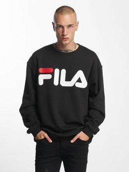 FILA Swetry Urban Line Classic Logo czarny