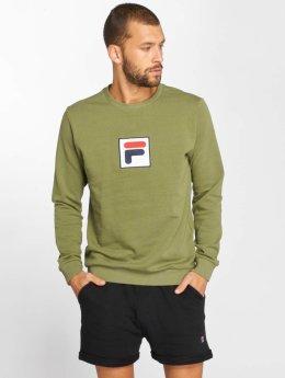 FILA Swetry Urban Line oliwkowy