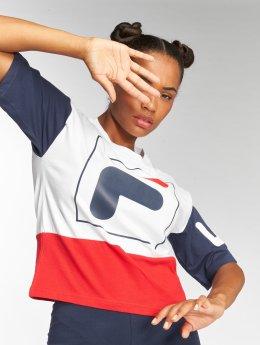 FILA T-shirt Urban Line Late 2.0 Cropped bianco