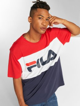 FILA T-shirt Urban Line Day blå