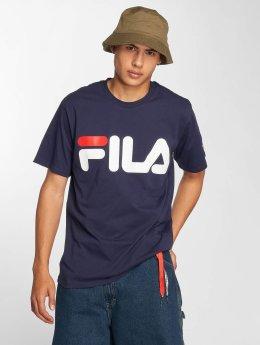 FILA t-shirt Urban Line Classic Logo blauw