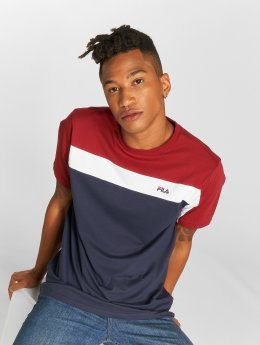 FILA t-shirt Urban Line Nabil blauw