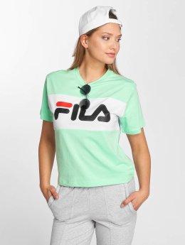 FILA t-shirt Allison groen