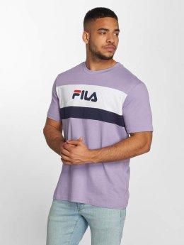 FILA T-Shirt Aaron pourpre