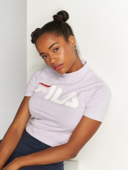 FILA T-Shirt Urban Line Every Turtle violet