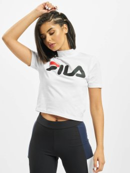 FILA T-Shirt Urban Line Every Turtle weiß