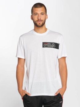 FILA T-shirts Urban Power Line Agile hvid