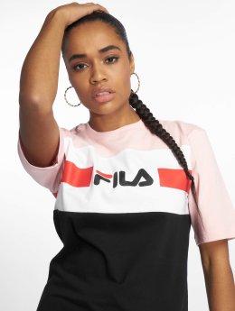FILA T-shirts Shannon rosa