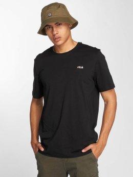 FILA T-shirts Urban Line Unwind 2.0 Reg sort