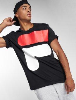 FILA T-Shirty Urban Line Carter czarny