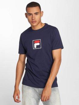 FILA T-Shirty Urban Line Evan niebieski
