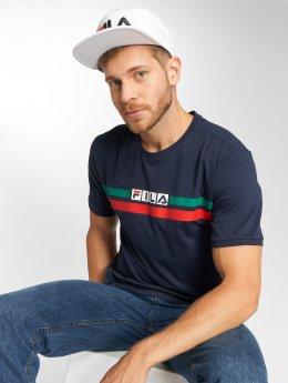 FILA T-Shirty Urban Line Jordan niebieski