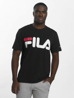 FILA T-Shirty Urban Line Classic Logo szary