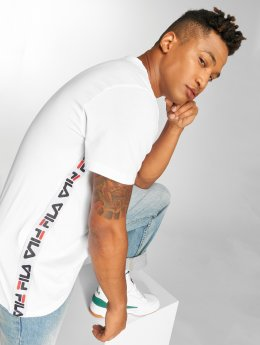 FILA T-skjorter Urban Line Talan hvit