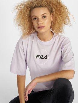 FILA T-skjorter Urban Line lyserosa