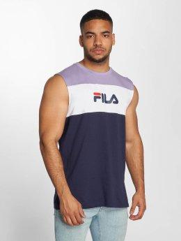 FILA Tank Tops Level blau