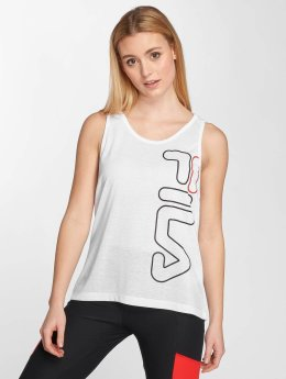FILA Tops sans manche Urban Power Line Gem blanc