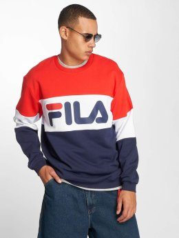 FILA trui Urban Line Straight Blocked blauw