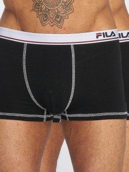 FILA Underwear 2-Pack Urban black