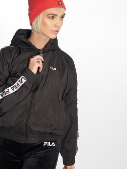 FILA Veste mi-saison légère Urban Line Tilda noir