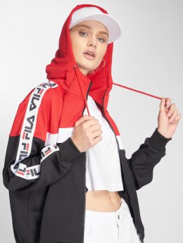 FILA Veste mi-saison légère Urban Line Teela rouge