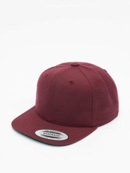 Flexfit Snapback Caps Classic  červený