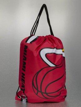 Forever Collectibles Batohy do mesta NBA Cropped Logo Miami èervená