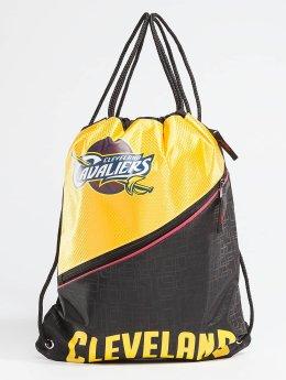 Forever Collectibles Batohy do mesta NBA Diagonal Zip Drawstring Cavaliers èierna