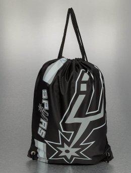 Forever Collectibles Bolsa Collectibles NBA Cropped Logo San Antonio Spurs negro