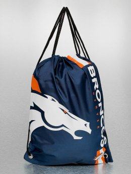 Forever Collectibles Gymnastikpose NFL Cropped Logo Denver Broncos blå